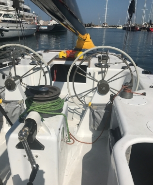 US33 - NEW AFT COCKPIT AND RAISED MAIN GRINDER